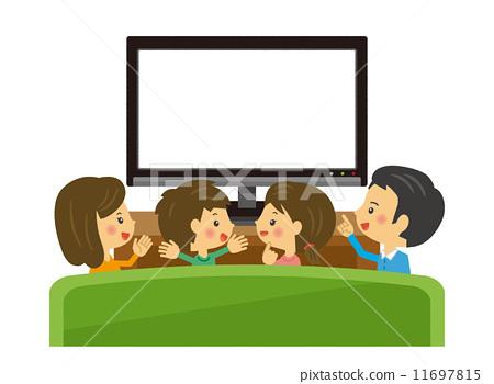 子供会でのビデオ鑑賞会 -夏休みに地域の子供た …