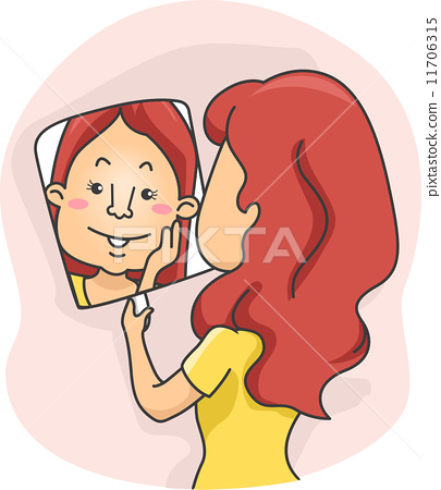 Mirror Girl 11706315