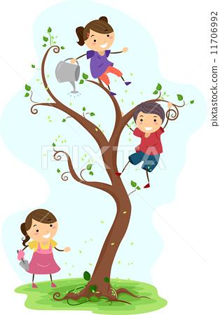 Gardening Kids 11706992