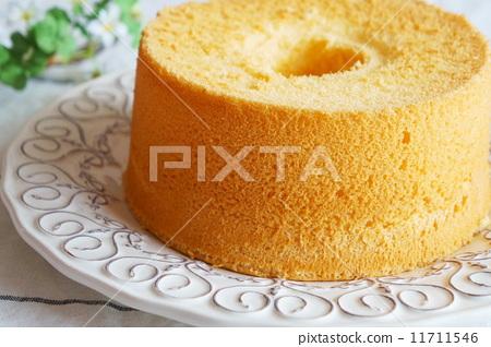 Vanilla · Chiffon Cake 11711546