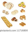 bakery, vector, vectors 11716800