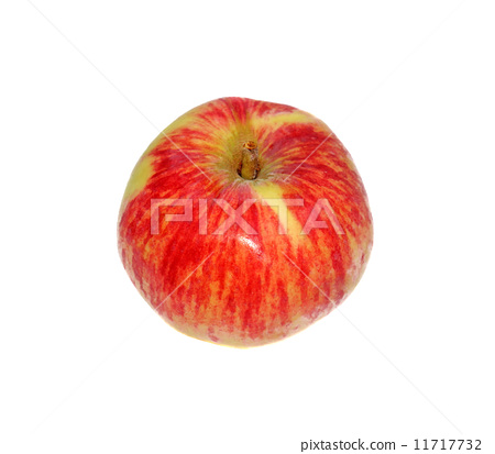 Red ripe apple isolated 11717732