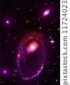 無限 星雲 空間 11724023