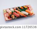 초밥, 스시, 팩 11726536