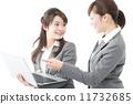 妇女参加会议 11732685