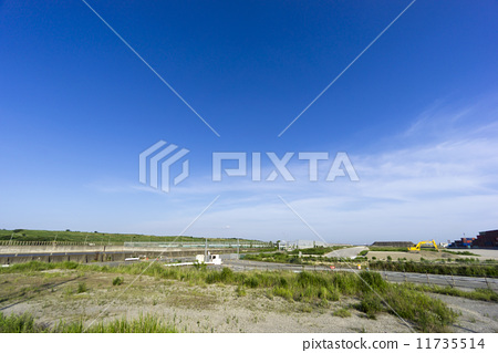 2020 Tokyo Olympics · Sea Forest Mountain Bike Course Near the View (Construction Site) 11735514