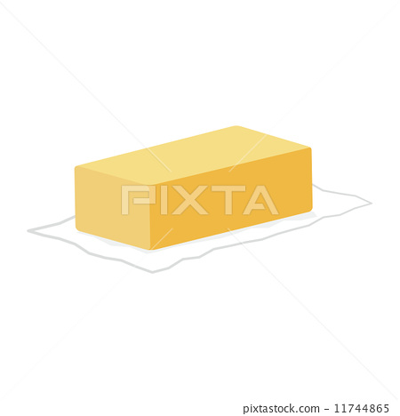 Butter [Foodstuff series] 11744865