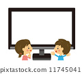 viewing, look, vector 11745041
