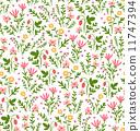 草莓 装饰性的 花香 11747394