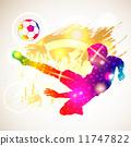 Soccer Player 11747822