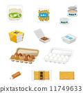 vector, stuff, ingredients 11749633