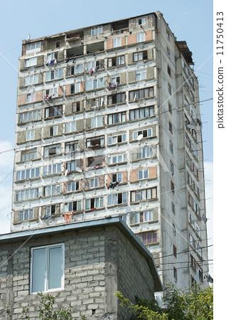 Stock Photo: Tbilisi, Georgia, Europe