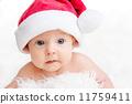 christmas baby newborn 11759411