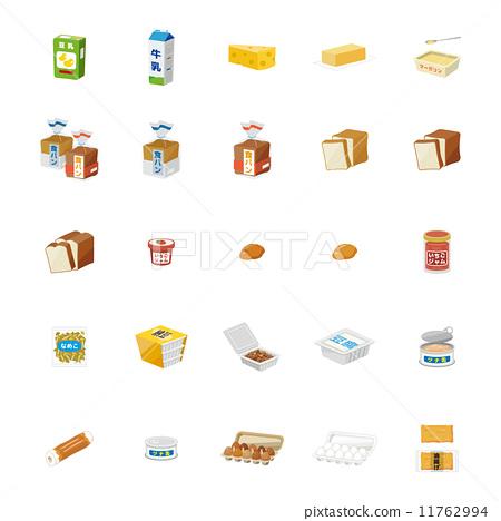 foodstuff, vector, vectors 11762994