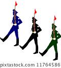 公务员 警官 士兵 11764586