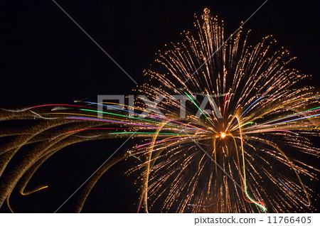 Pictures of fireworks like planets 11766405