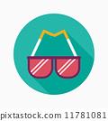 向量 向量圖 眼鏡 11781081