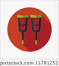 aid, cane, crutch 11781252