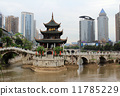 中國貴陽甲秀樓 11785229