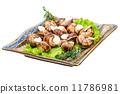 escargot food appetizer 11786981