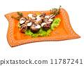 escargot dish food 11787241