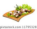 escargot dish food 11795328