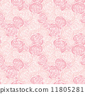 rose natural wrapping 11805281
