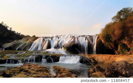 中国贵州省贵阳市黄果树大瀑布 11808457