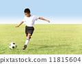 เด็กชายฟุตบอล 11815604