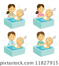 Nursing bathing 11827915