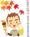 秋天 烧烤 BBQ 11831967