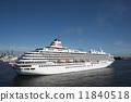 อะซึกะⅡที่เข้าสู่ท่าเรือโยโกฮาม่า 11840518