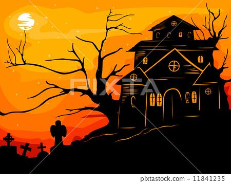 Haunted House 11841235