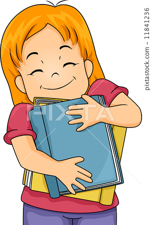 Book Lover Girl 11841236