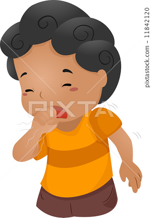 Coughing Kid 11842120