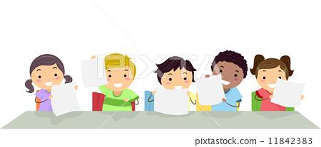 Paper Kids 11842383