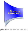 4k uhd television 11843545