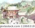 쓰루 오카 하치만 구 11866318