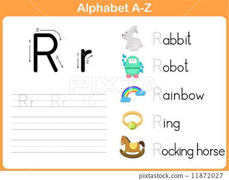 Alphabet Tracing Worksheet: Writing A-Z 11872027
