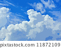 夏天的雲 夏天 雲 11872109