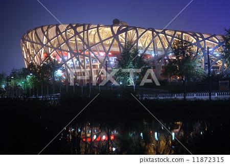 北京鸟巢 11872315