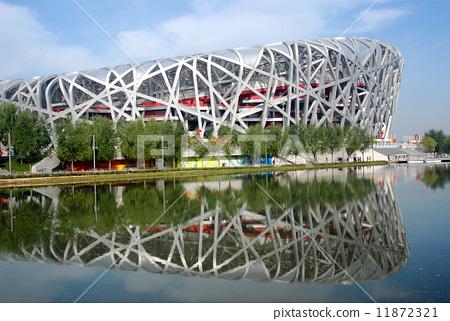 北京鸟巢 11872321