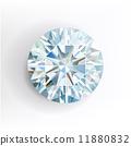 diamond vector white 11880832
