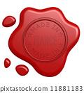 符号 标签 密封 11881183