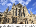 York Minster Cathedral of British Church 11889427