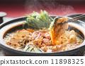 泡菜锅 东之味 炖汤 11898325