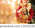 裝飾 耶誕節 尤爾 11910236