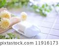 비누, 거품, 욕실 11916173