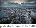 city, bangkok, skyline 11922580