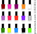 set, polish, nail 11923811